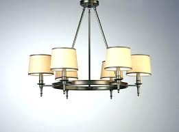chandeliers with black shades chandeliers with fabric shades breathtaking drum chandelier within inspirations crystal chandelier with