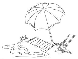 Small Picture dibujo tumbona playa para colorear Buscar con Google Dibuixos