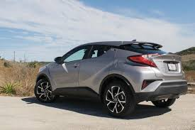 2018 toyota hrc. Unique 2018 2018 Toyota CHR Rear Left Inside Toyota Hrc