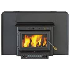 englander 27 5 in 1500 sq ft wood burning fireplace insert for