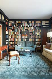 home library furniture. Comfortable-seating-home-library Home Library Furniture