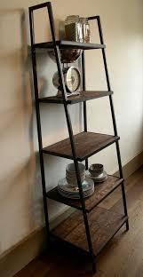 furniture ladder shelves. industrial style ladder shelf 60 cm in home furniture u0026 diy bookcases shelving storage shelves c