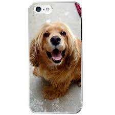 Cocker Spaniel Dog Puppy Apple iPhone 5 ...