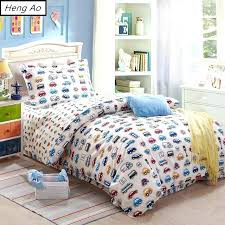 nascar bedding sets bedding set cotton bed sheets oil painting kids boys car white bedding set