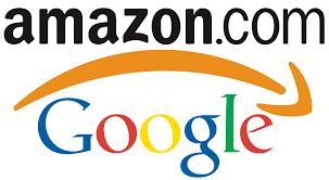 """Résultat de recherche d'images pour """"google contre amazon"""""""