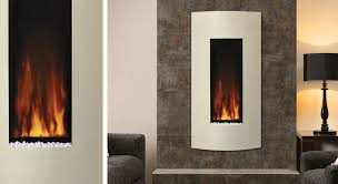 electric fireplace gazco studio 22 artflame vertical electric fireplace insert ideas