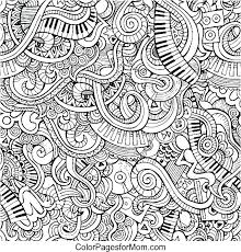 Free Music Coloring Pages Free Music Coloring Pages Page Colouring