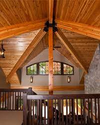 post and beam linwood homes