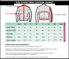 leather jacket size chart watch dogs 2 real leather vest new gaming jacket
