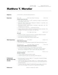 Build My Resume For Me A Good Resume Example