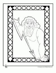 Small Picture Greek mythology coloring pages to download and print for free