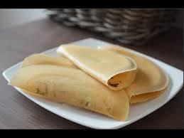 Panaskan minyak goreng di wajan cekung. Cara Membuat Kue Leker Crispy Yang Renyah Crunchy Dan Crepes Crepes Youtube
