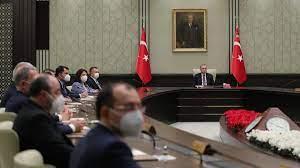Kabine Toplantısı Ertelendi! - Tamga Türk
