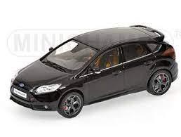 Minichamps 1 43 Ford Focus Diecast Model Car 410081000 Diecast Model Cars Car Model Ford Focus
