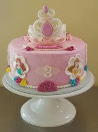 Disney Princess Birthday Cake Cake By Daniellessweetside Cakesdecor
