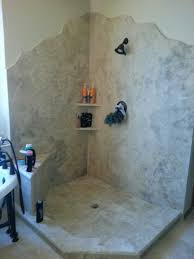 granite shower