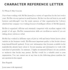 Personal Reference Letter For Student 40 Awesome Personal Character Reference Letter Templates