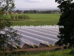 supply 2018 ldpe anti hail protection cover clear greenhouse plastic roll film for flower garden