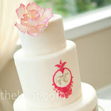 wedding club modern white wedding cake Wedding Cake Toppers Toowoomba pink sugar flower cake topper Romantic Wedding Cake Toppers