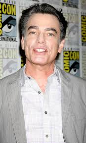 Peter Gallagher. 2011 Comic Con Convention - Day 1 - Arrivals Photo credit: Nikki Nelson / WENN. To fit your screen, we scale this picture smaller than its ... - peter-gallagher-2011-comic-con-convention-day-1-01