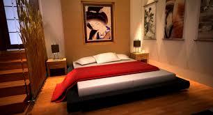 Modern Japanese Bedroom Bedroom Glamorous Modern Ese Style Platform Beds Bedroom