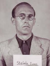 eugen steimle  eugen steimle at the nuremberg trials png