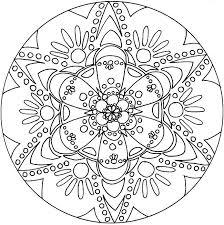 Mandela Coloring Free Mandala Coloring Sheets Free Printable