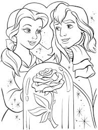 After the film, choose a coloring sheet, relax, unwind and color together! Disney Princess Belle Coloring Pages Printable 2103 Disney Princess Belle Coloring Pages Coloringtone Book