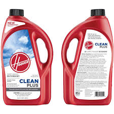 hoover cleanplus concentrated solution formula carpet cleaner deodorizer