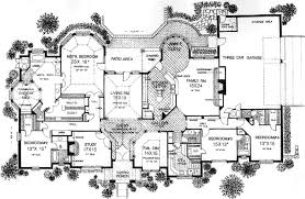 8 bedroom house plans. Wonderful House Main Floor Plan 8600 To 8 Bedroom House Plans O