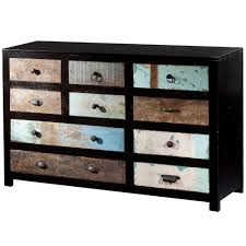 Living Room Chests Cabinets Portobello 10 Drawer Wide Cabinet Chests Storage Living Room