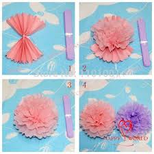 Decorative Tissue Paper Balls paper ball decorations photolexnet 2