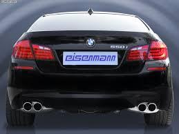 BMW 5 Series bmw 550i coupe : Eisenmann Exhaust System For BMW 550i