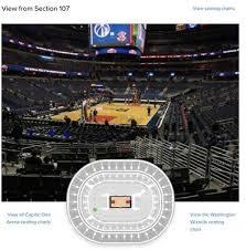 2 Tickets Minn Timberwolves Vs Washington Wizards 3 3 2019