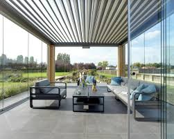 how to create an outdoor living space