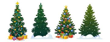 215 342 best cartoon christmas tree