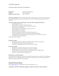 87 Project Coordinator Resume Example Resumes For