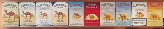 Kamel Red Light Camel