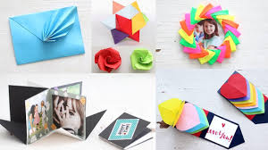 lovely paper crafts diy craft ideas art all the way
