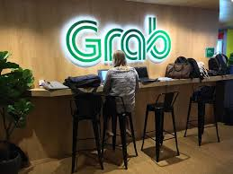 Grab Office In Singapore A Photo From Inside The Grab Offi