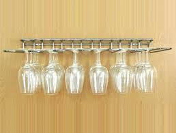 wall mounted wine glass rack large size of racks awesome uk mount wood win