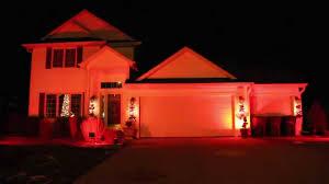 House Flood Lights Christmas Led Rgb Christmas Flood Lights For Ledstripsales Com