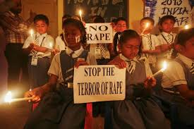 Image result for No Rape sign in India