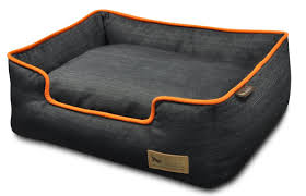 fancy dog beds furniture. Play Pet Lifestyle And You Denim Orange Lounge Bed Fancy Dog Beds Furniture