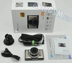 Автомобильный <b>видеорегистратор Blackview</b> Z8 - видео Full HD ...