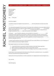 sample cover letter for applying a job 10
