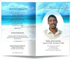 free funeral program templates memorial program template word funeral program templates free