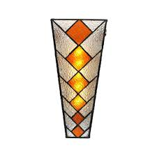 hanging wall sconce pixball stained glass lampshade pattern books tiffany sconces led battery powered stone outdoor door lights industrial with switch home