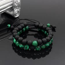 Newest <b>2Pieces</b>/Set 8mm Natural Stone Beads Bracelets Sets ...
