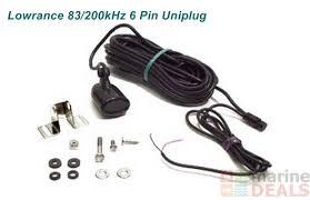 buy lowrance transom mount transducer online at marine deals co nz Cuda 168 Fish Finder Cuda 168 Transducer Wire Diagram #21